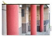 Red Pillars Carry-all Pouch