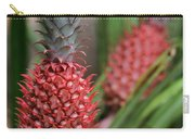 Red Pineapples Carry-all Pouch