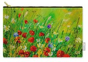 Red Poppies 450708 Carry-all Pouch