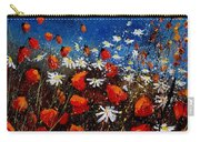 Red Poppies 451108 Carry-all Pouch