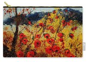 Red Poppies In Provence  Carry-all Pouch