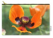Red Poppy I Carry-all Pouch