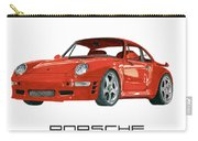 1997  Porsche 993 Twin Turbo R Carry-all Pouch