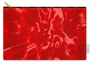 Red, Red Lava Carry-all Pouch