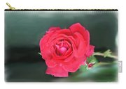 Red-red Rose. Carry-all Pouch