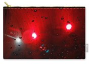 Red Reflection Carry-all Pouch