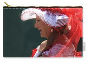 Red Ribbon Bow Carry-all Pouch