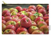 Red Ripe Apples Carry-all Pouch