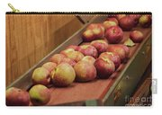 Red Ripe Macintosh Apples Carry-all Pouch