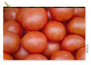 Red Ripe Tomatoes Carry-all Pouch by John Trax