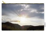 Red Rock Canyon Afternoon Sun Carry-all Pouch