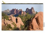 Red Rock Canyon And Garden Of The Gods Carry-all Pouch