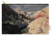 Red Rock Canyon Nv 7 Carry-all Pouch
