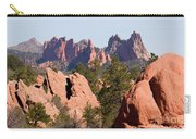 Red Rock Canyon Open Space Park And Garden Of The Gods Carry-all Pouch