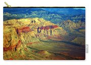 Red Rock Canyon Poster Print Carry-all Pouch