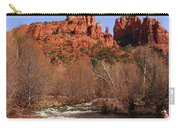 Red Rock Crossing Sedona Arizona Carry-all Pouch