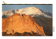 Red Rock Carry-all Pouch by Eric Glaser