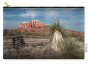 Red Rock Formation In Sedona Arizona Carry-all Pouch