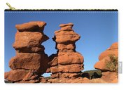 Red Rock Formation  Carry-all Pouch