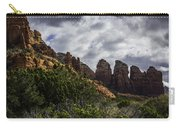 Red Rock Landscape From Sedona Arizona Carry-all Pouch