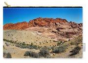Red Rock Mountain Carry-all Pouch