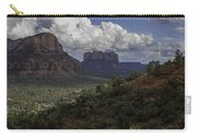 Red Rock Of Sedona Arizona Carry-all Pouch