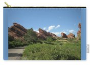 Red Rock Park Carry-all Pouch