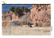 Red Rock Riders Carry-all Pouch