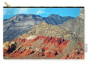 Red Rocks Nevada Carry-all Pouch