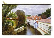 Red Roofs Of Prague - 2015 Carry-all Pouch