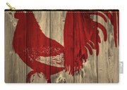 Red Rooster Barn Door Carry-all Pouch