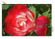 Red Rose And A Sidecar At Pilgrim Place In Claremont-california Carry-all Pouch