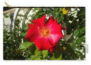 Red Rose In Summer Carry-all Pouch