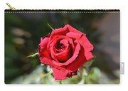 Red Rose Landscape Carry-all Pouch