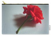 Red Rose Plucked Carry-all Pouch