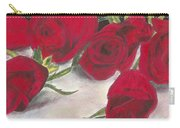 Red Rose Redux Carry-all Pouch