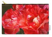 Red Rose With A Whisper Of Yellow  Carry-all Pouch