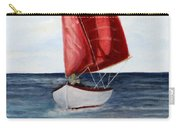 Red Sail Serenity Carry-all Pouch