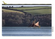 Red Sails In Carrick Roads Carry-all Pouch