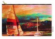 Red Sails In The Sunset Carry-all Pouch