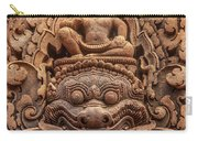 Red Sandstone Kala - Cambodia Carry-all Pouch