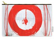 Red Scream Carry-all Pouch