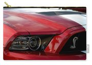 Red Shelby Carry-all Pouch