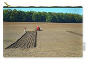 Red Shirt Red Tractor  Carry-all Pouch