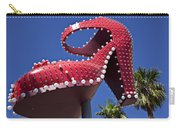 Red Shoe High Heels Carry-all Pouch