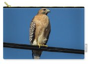 Red-shoulder Hawk Carry-all Pouch
