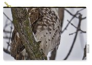 Red Shouldered Hawk - Madison - Wisconsin Carry-all Pouch