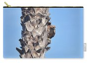 Red Shouldered Hawk On Palm Tree Carry-all Pouch