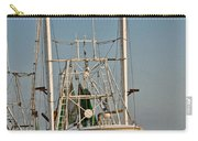 Red Shrimp Boat Carry-all Pouch