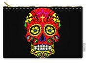 Red Skull Carry-all Pouch